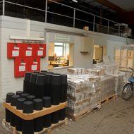 Logistische Mittel (Verpackung)